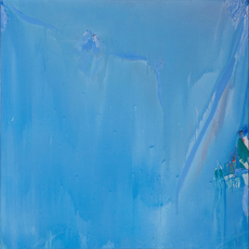 Bleu à Tivoli by Debre Olivier