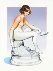 Galatea # 10 by Ramos Mel