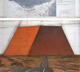 The Mastaba (Project for United Arab Emirates)  by Christo