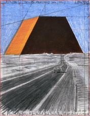 The Mastaba, Project for United Arab Emirates by Christo