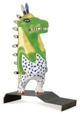 Green Goddess by De Saint Phalle Niki