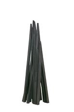 9 Acute Unequal Angles 2 part sculpture by Venet Bernar