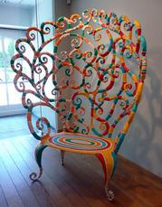 Lover's Throne by Van Saksen-Coburg Delphine