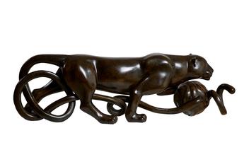 Petit Jaguar by Hamisky Kim