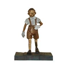 Pinocchio - Model for Boras Monument by Dine Jim