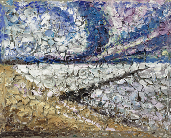 Julian Schnabel - Plate Paintings