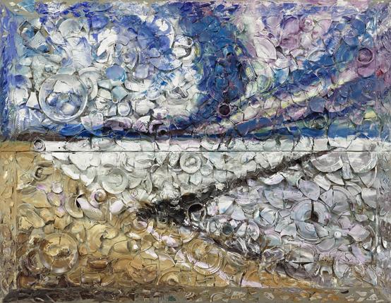 Julian Schnabel - Plate Paintings