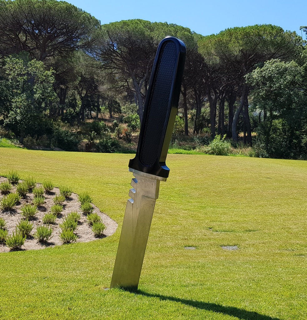 Knife by Perrin Philippe