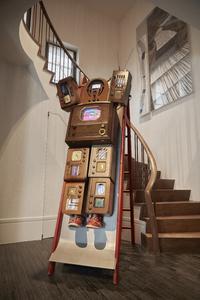 Robot Child by Paik Nam June