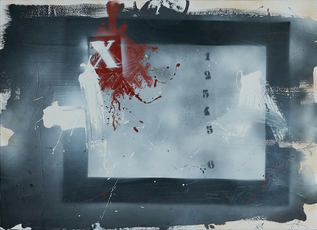 Untitled by Tapies Antoni