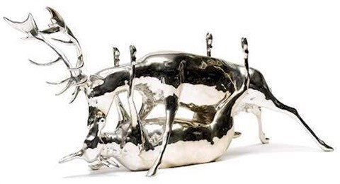 Trophy by Delvoye Wim