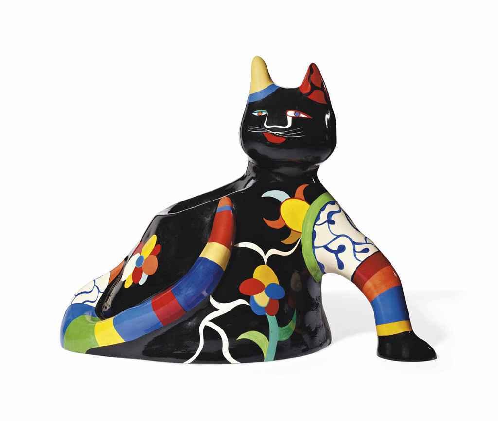 Chat by De Saint Phalle Niki