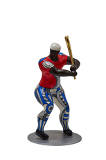# 19 Baseball Player by De Saint Phalle Niki