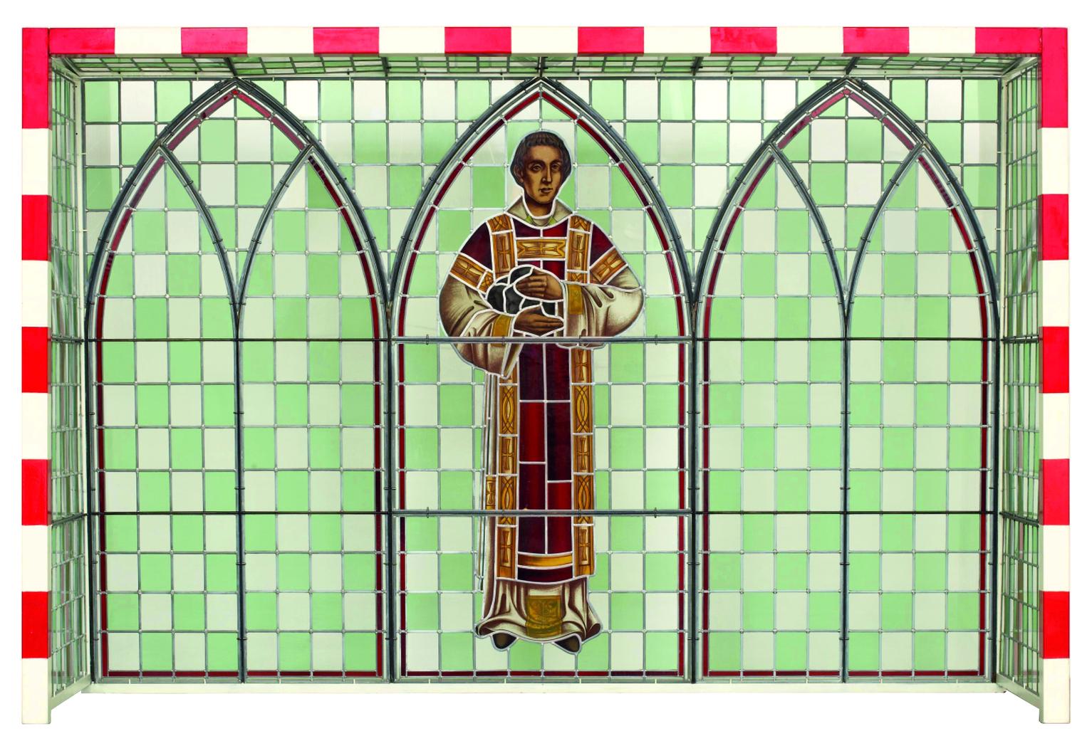 St-Stephanus by Delvoye Wim