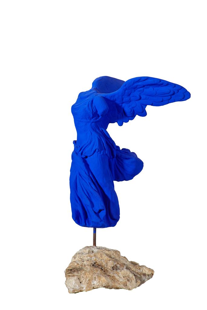 Victoire de Samothrace (NIET TE KOOP)  by Klein Yves
