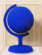 La terre bleue by Klein Yves