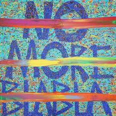 No more Blabla Blue No More by Van Saksen-Coburg Delphine