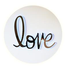 Glowing Love - white by Van Saksen-Coburg Delphine
