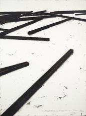 Straight Lines / Dispersion by Venet Bernar