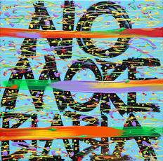 No More Blabla Finally by Van Saksen-Coburg Delphine