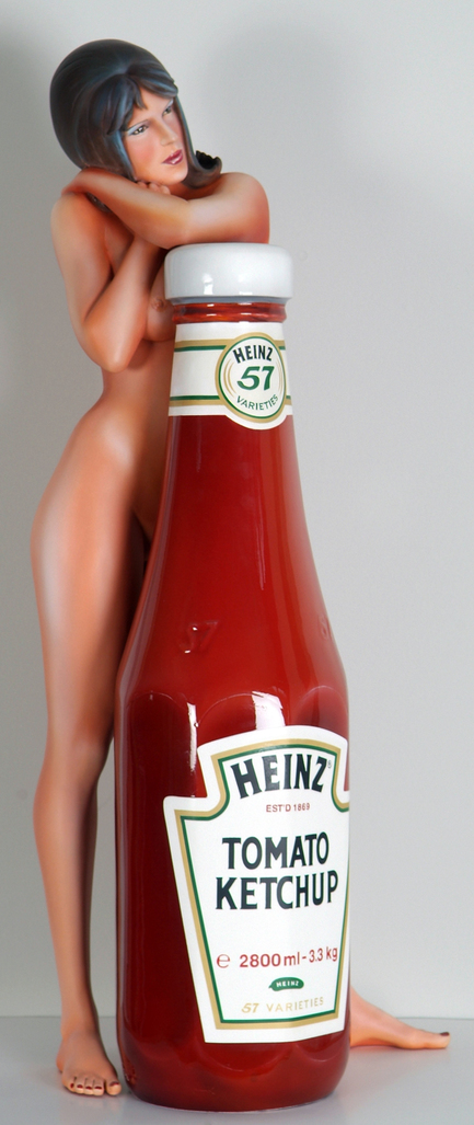 Heidi Heinz by Ramos Mel