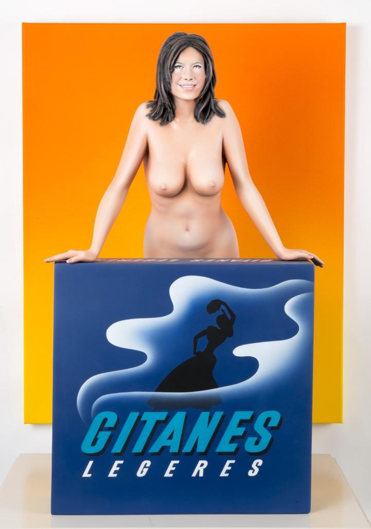 Gitanes by Ramos Mel