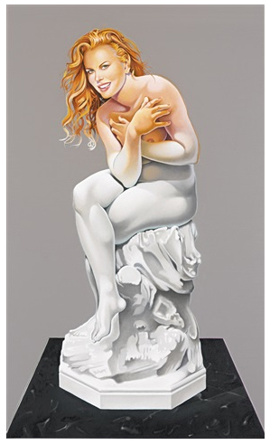 Galatea # 8 by Ramos Mel