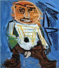 Little big boy by Appel Karel