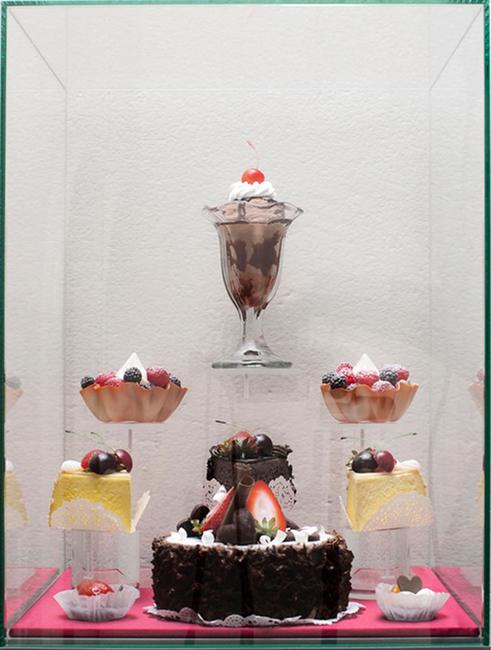 Composition Trouvée (cakes) by Bijl Guillaume