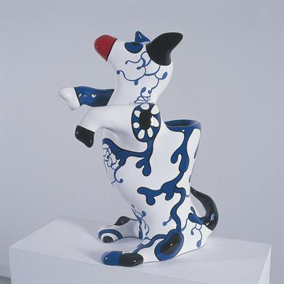 Dog Vase by De Saint-phalle Niki