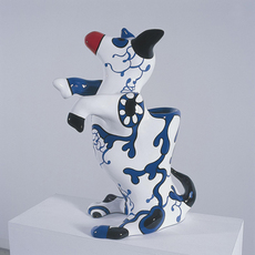 Dog Vase by De Saint Phalle Niki