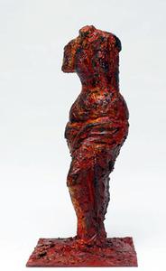 Painted Solo Venus by Dine Jim