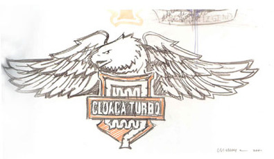 Studies for Cloaca Turbo Study # 214 by Delvoye Wim