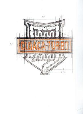 Studies for Cloaca Turbo Study # 217 by Delvoye Wim