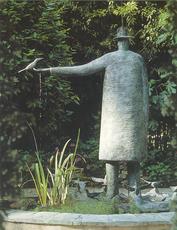 Fontaine aux Oiseaux by Folon Jean-michel