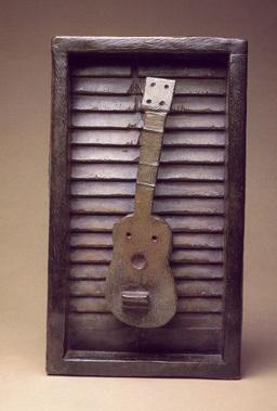 Guitare by Folon Jean-Michel