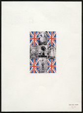 Union Jack Knights by Gilbert & George