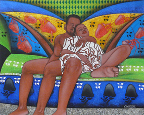 Le coeur blessé by Samba Cheri