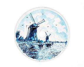 Delft 05 (Saw Blade) by Delvoye Wim