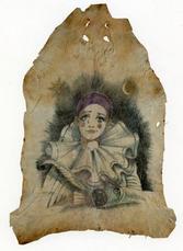 Pierrot by Delvoye Wim