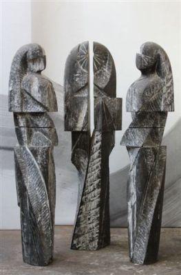 Les Grées I / III by Alquin Nicolas