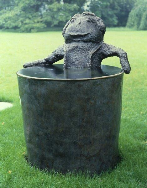 Bather (Large Version) by Baechler Donald